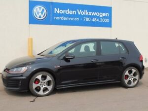 2015 Volkswagen Golf GTI 5-Door Autobahn