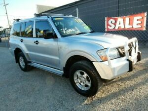 2006 Mitsubishi Pajero NP MY06 GLX Silver 5 Speed Sports Automatic Wagon Kippa-ring Redcliffe Area Preview