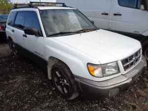 2000 FORESTER. JUST IN FOR PARTS AT PIC N SAVE! WELLAND