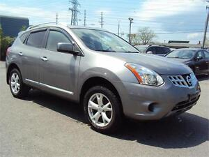 2011 Nissan Rogue SV AWD HEATED SEATS BACK UP ALLOY WHEELS