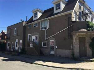 Investment Opportunity!  4-Plex in Downtown Hamilton