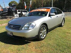 2003 Nissan Maxima J31 TI Silver 4 Speed Automatic Sedan Clontarf Redcliffe Area Preview