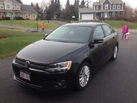 2012 Volkswagen Jetta Highline Sedan