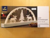 Christmas decoration: LED Arch