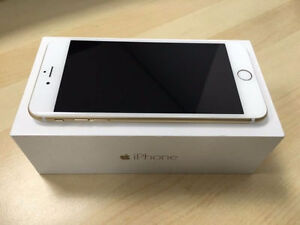 iPhone 6 Plus 64 GB in excellent condition with box