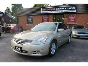 2010 Nissan Altima 2.5 S - Very Clean Wood interior