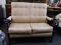 Cottage style 2 seater