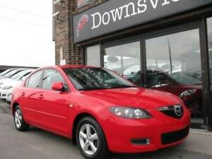 2007 Mazda Mazda3 AUTO!LOADED!FULLY CERTIFIED@NO EXTRA CHARGE!