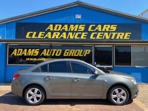 FANTASTIC EXAMPLE 2012 AUTOMATIC CD EDITION HOLDEN CRUZE SEDAN TRAVELLED LOW KMS AND FULL LOG BOOKS Eagle Farm Brisbane North East Preview