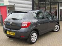 2015 DACIA SANDERO HATCHBACK SPECIAL EDITION 0.9 TCe Midnight 5dr