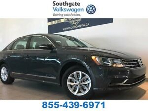 2017 Volkswagen Passat TRENDLINE+ | HEATED SEATS | BACK UP CAMER