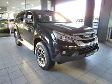 2015 Isuzu MU-X LS-U Cosmic Black Automatic Wagon Thornleigh Hornsby Area Preview