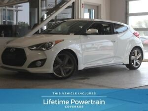 2013 Hyundai VELOSTER Turbo-Moon Roof-Nav-Heated Leather Seats