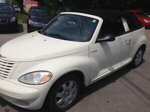 2005 Chrysler PT Cruiser Touring CONVERTIBLE,A/C,MANUAL,2-DR