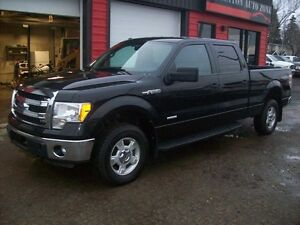 2013 Ford F-150 XLT/4X4/CREW CAB,ECOBOOST/EASY FINANCE
