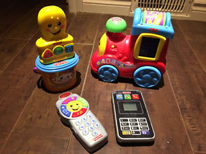 ~~ Jouets ANGLAIS ~ Fisher Price Interactive ~ ENGLISH Toys ~~