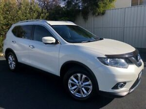 2016 Nissan X-Trail T32 ST-L X-tronic 2WD Ivory Pearl 7 Speed Constant Variable Wagon Devonport Devonport Area Preview