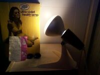 1960's Boots Ultra Violet Health Lamp
