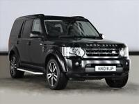 2011 LAND ROVER DISCOVERY 4 SPECIAL EDITI