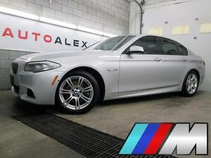 2013 BMW 528i M SPORT NAVIGATION CAMERA 360 xDrive