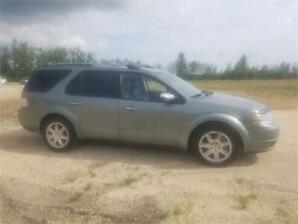 2008 Taurus X All wheel Drive Limited $4900