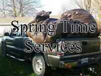 Pickup Truck Services / Trailer Hauling