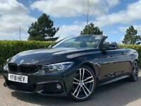 2018 18 BMW 4 SERIES 2.0 420D M SPORT 2D 188 BHP DIESEL