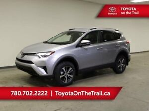2018 Toyota RAV4 AWD LE; SAFETY SENSE, HEATED SEATS, BACKUP CAME