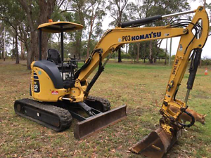 Excavator Bobcat backhoe WANTED Dora Creek Lake Macquarie Area Preview