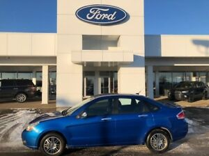 2011 Ford Focus SE SEDAN AUTO 69700KM