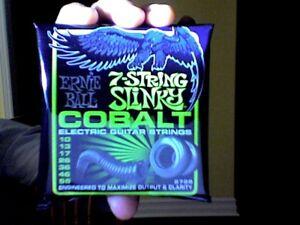 Ernie ball Cobalt 7-Strings 10-56