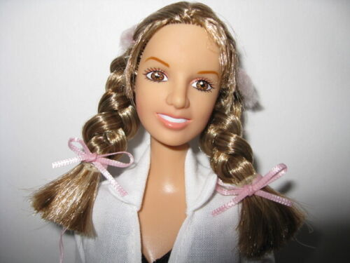 1999 Play Along Toys - Britney Spears Doll - Baby One More Time
