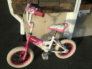 12 inch girls bike, bicyclette 12 pouces