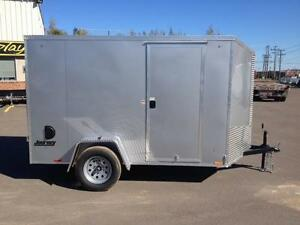 New 2017 Pace 6' x 10' Journey Enclosed Trailer