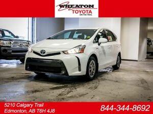 2017 Toyota PRIUS V Base 5dr Wagon