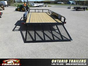 2017 SURE-TRAC 7'X16' TUBE TOP UTILITY