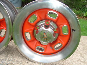 GM Rally Wheels