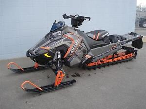 "2017 Polaris  800 PRO RMK 174"" x 3"" Snow Check Select Orange"