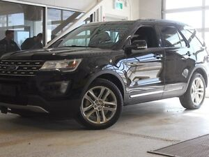 2016 Ford Explorer XLT-Moon Roof-Nav-Heated Leather Seats