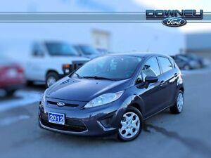 2012 Ford Fiesta SE HTD SEATS BLUETOOTH TRAC CONTROL AUTO