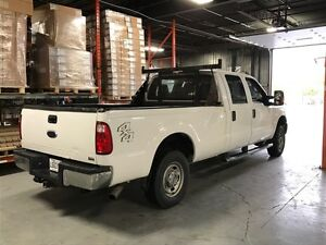 2011 Ford F-250 Super Duty 4x4 XL CREW CAB V8 BOITE 8'