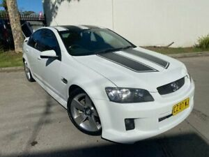 2008 Holden Commodore VE SS Sedan 4dr Spts Auto 6sp 6.0i White Sports Automatic Sedan Oxley Park Penrith Area Preview