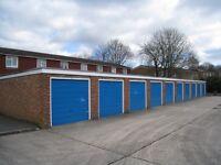 Garages to let Portslade.