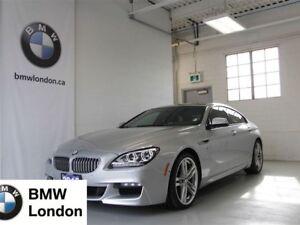 2015 BMW 6 Series xDrive Gran Coupe