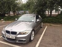 BMW 320D M Sport - £8500 ono (Comes with factory built extras)