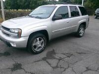 2005 Chevrolet Trailblazer LTZ 4x4
