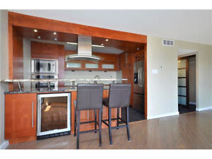 Westboro luxury rental, all inclusive, marble, 2bd/2bt