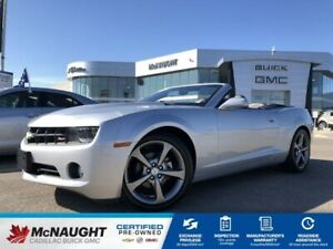 2013 Chevrolet Camaro 2LT RS Convertible RWD | Heated Seats | 7