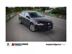 2016 Volkswagen Jetta Sedan Comfortline LOCAL CAR, LOW KM, GREAT