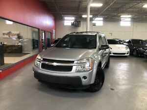 2005 CHEVROLET EQUINOX LS AWD *NO ACCIDENTS,LOW KMS,2 OWNERS!!!*